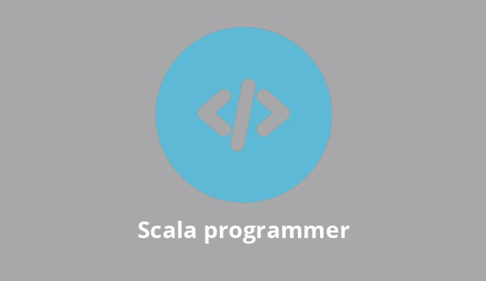 Iščemo: Full-time Scala programer