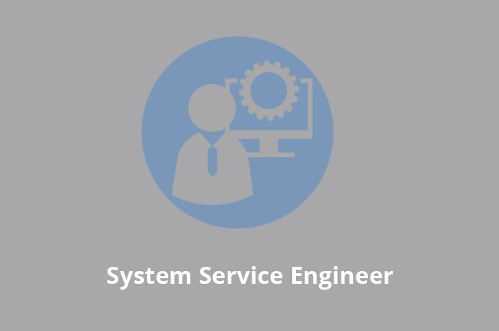 Jobs: System Service Engineer
