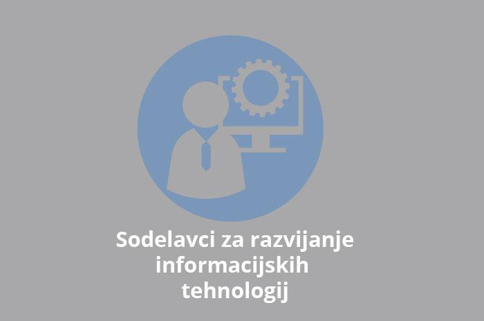 Iščemo sodelavce za razvijanje informacijskih tehnologij