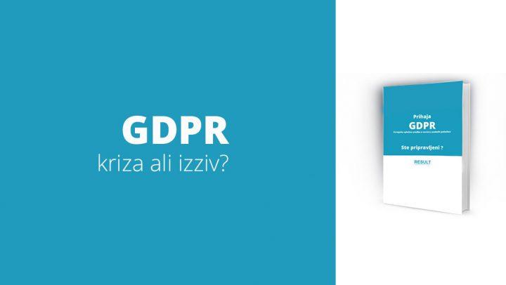 Prihajajoča GDPR uredba je izziv tudi za poslovno analitiko