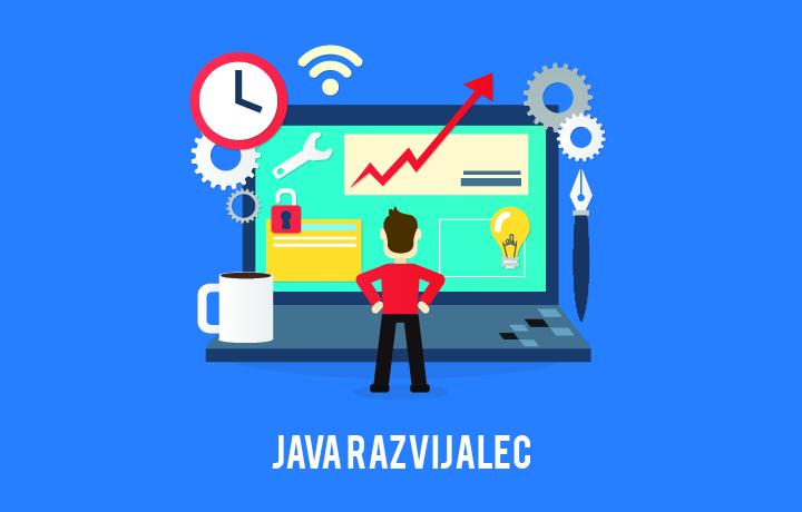 Java razvijalec, javi se!